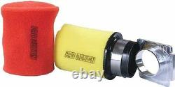 Pro Design Pro Flow Foam Air Filter Adapter Intake Kit Yamaha Banshee 350 All
