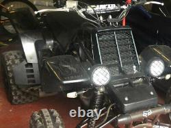 Quadtech. Co. Uk Yamaha YFZ350 BANSHEE Road Legal Kit MSVA MOT