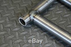 TYSON RACING Yamaha Banshee swingarm 1987-2006 round style extended +4 chromoly