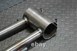 TYSON RACING Yamaha Banshee swingarm 1987-2006 round style extended +6 chromoly