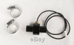 Trail Tech Yamaha BANSHEE 350 Vapor Stealth Black Tach Tachometer Speedometer