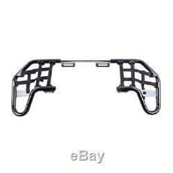 Tusk Nerf Bars Black with Blk Nets YAMAHA BANSHEE 350 1987-2006 guards rack