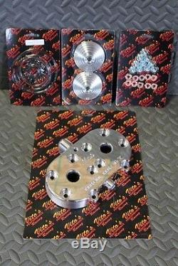 Vito's HEMI HEAD aftermarket billet aluminum cool 1987-2006 Banshee + DOMES