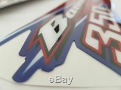 YAMAHA BANSHEE 350, decals, stickers, GRAPHICS very thick, gloss premium quality