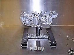 YAMAHA BANSHEE motor stand engine RZ 350 RZ350 drag piston clutch flywheel cases