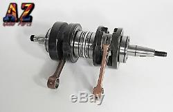 Yamaha Banshee 115mm Forged Stroker Crank +10mm 10 mil Bearing Crankshaft Rods