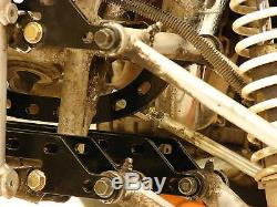 Yamaha Banshee 350 A-arms & Shocks ATV Widening Kit +6