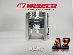 Yamaha Banshee 350 Athena 370cc 66mm Big Bore Cylinders Gaskets WISECO Pistons