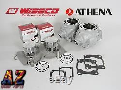 Yamaha Banshee 350 Athena 400cc 68 Big Bore Cylinders Gaskets WISECO Pistons