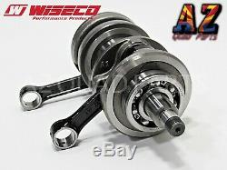 Yamaha Banshee 350 WISECO OEM Stock Heavy Duty Crank Bearings Crankshaft Rods