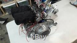 Yamaha Banshee 4MIL 472cc SUPERCUB COMPLETE ENGINE NEW BUILD 38MM KEIHIN CARBS