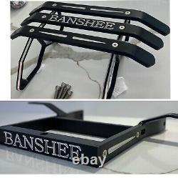 Yamaha Banshee Billet Set Bumper Fron And Rear