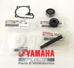 Yamaha Banshee Water Pump Kit Seal Bearing Gasket Gear Impeller 1987-2006