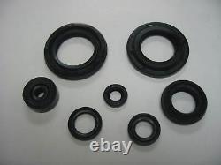 Yamaha Banshee YFZ350 STD Cylinder Wiseco Piston Gasket with Seal kit Crankshaft