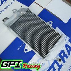 Yamaha Banshee YFZ350 YFZ 350 1987-2006 88 89 90 aluminum radiator and hose NEW