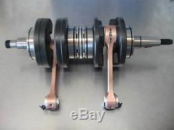 Yamaha Banshee YFZ350 YFZ 350 Crank Crankshaft Fit 87-06 OEM Size with TZ bearing