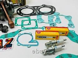 Yamaha Banshee YFZ 350 OEM Stock Heavy Duty Crank Crankshaft Rods Gaskets Seals