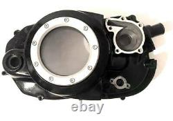 Yamaha RZ350 and Banshee Clutch Cover Window Silver
