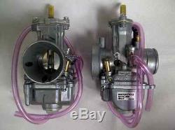 Yamaha YFZ350 Banshee YFZ 350 / Genuine Keihin PWK 28 mm Carburetor kit + Cable