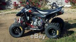 Yamaha Yfz 350 Banshee Ambush Sport Atv Tires 20x10-9 Rear (2 Tire Set) 4pr