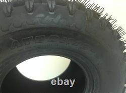 Yamaha Yfz 350 Banshee Massfx Sport Atv Tires 20x10-9 Rear (2 Tire Set)